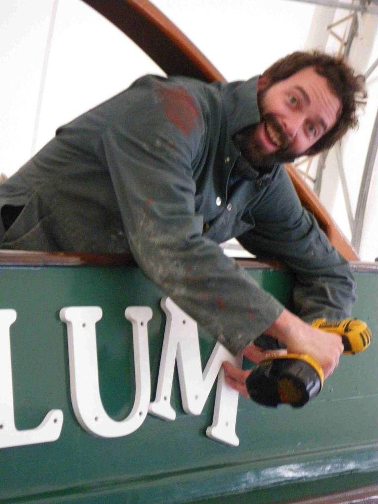 Steve Schellenberg misspelling Columbia III