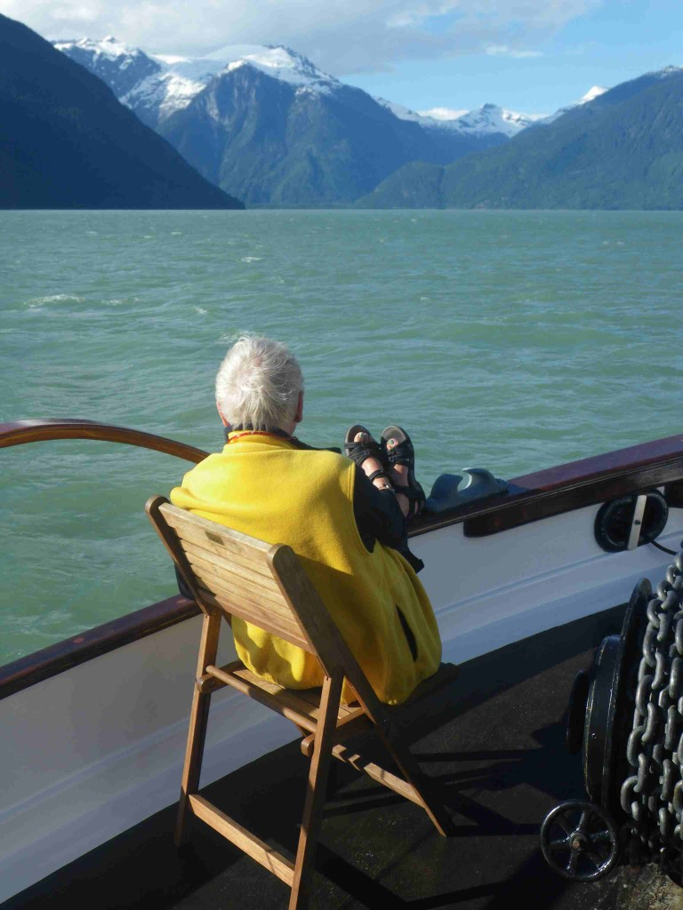 Bute Inlet eco cruise