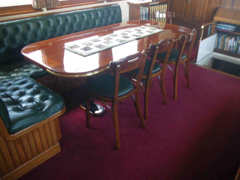 Fine woodworking chair restoration